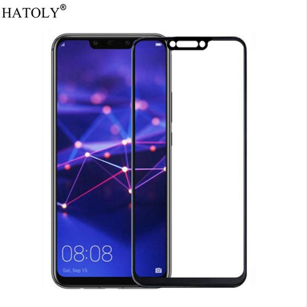 Tempered Glass Huawei Mate 20 Lite Glass Film Full Cover Screen Protector for Huawei Mate 20 Lite for