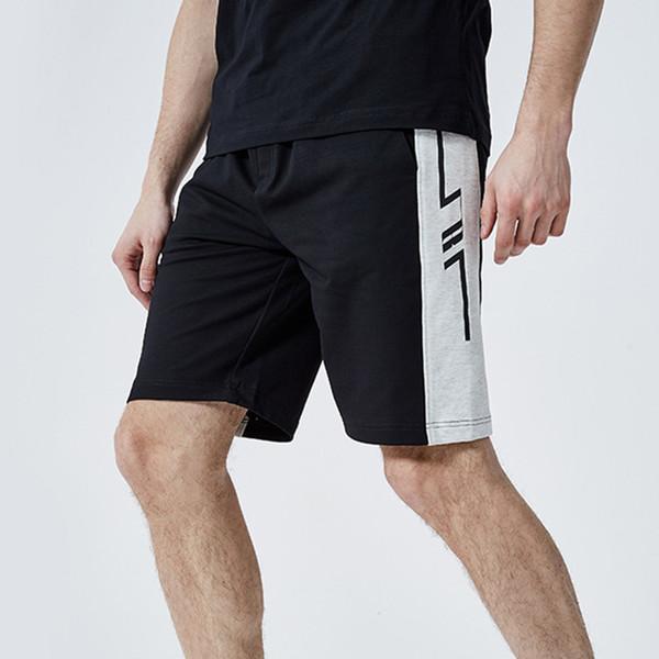 2019 новый эластичный карман футбол Джерси корзина спортивная свободные спортивные мужские шорты теннис Мужчины баскетбол шорты Dec20