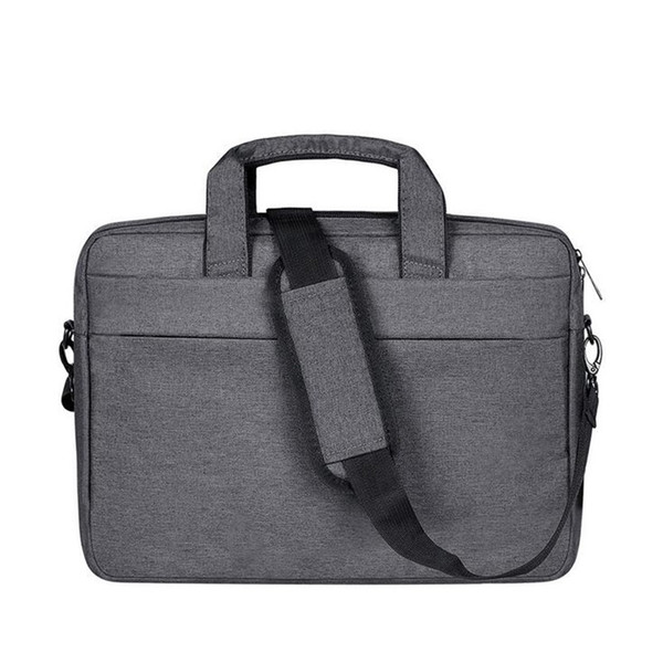 Polyester Messenger Laptop Shoulder Bag For 13.3-15.6 Inch MacBook Air,MacBook Pro,Notebook Computer,Briefcase Handbag Carrying Case Cover