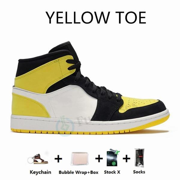 orteil jaune