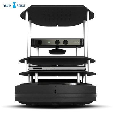 Conjunto de robots de código abierto para el robot remoto YUJIN ROBOT ROS de Corea (TurtleBot 2 / chasis kobuki) Plataforma RD Kit remoto inteligente