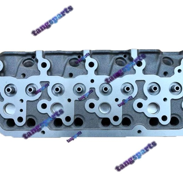 best selling New S4L Cylinder head 31A01-15011 31A01-15021 Fit Mitsubishi diesel excavator forklift dozer etc. engine parts kit