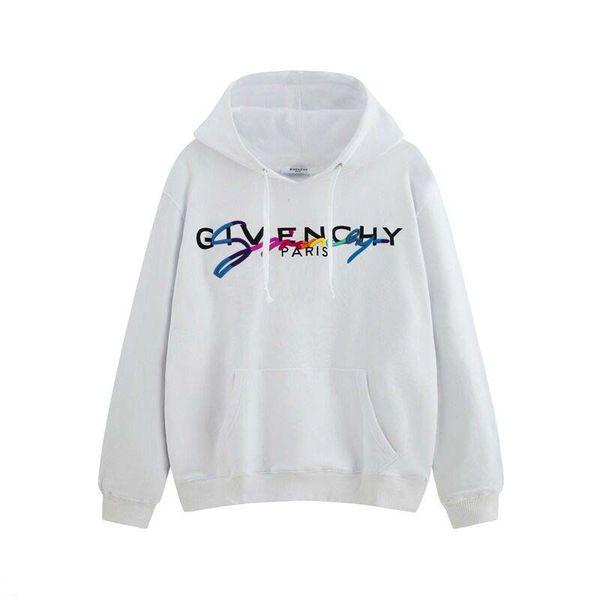 marchio felpa moda hoodies di stampa degli uomini del vello calde felpe con cappuccio pullover ricami pantaloni a vita bassa con cappuccio da uomo con cappuccio unisex