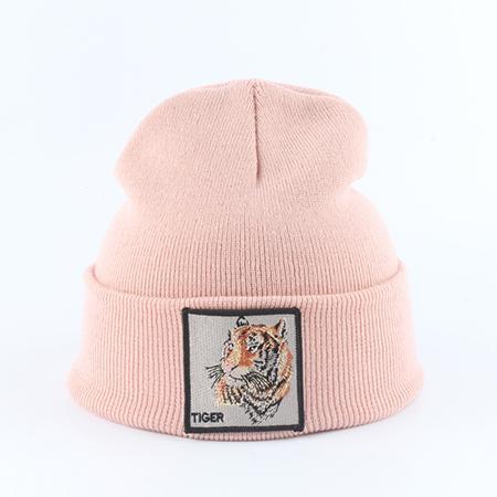 Розовый тигра