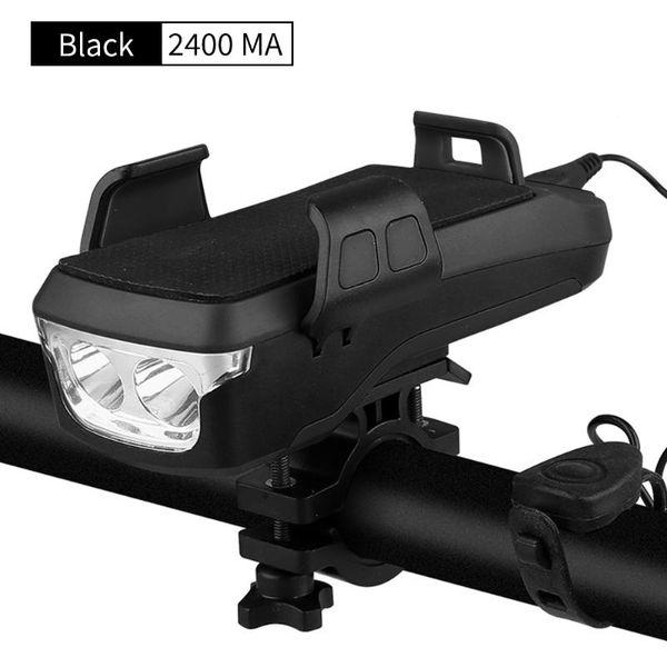 black 2400MA