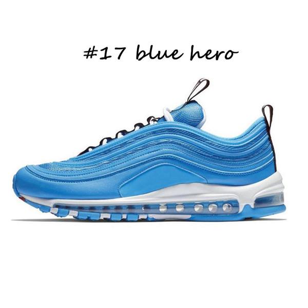 Herói azul # 17