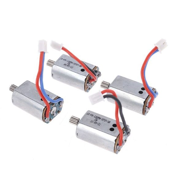 4Pcs//Pack CW /& CCW Motor Spare Parts For Syma X8C X8W X8G RC Quadcopter Drone