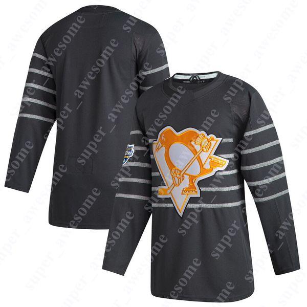 Pittsburgh Penguins Cinza