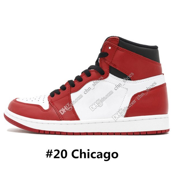 # 20 Chicago Red