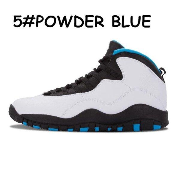 5 POWDER BLUE