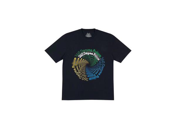 Mens designer tshirt palaces Boutique fashion tshirts trend brand casual t-shirts men women couple sport t-shirt high quality cotton tees