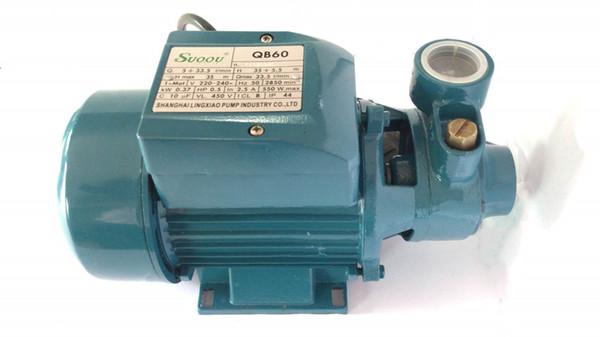 AC self-priming pump Household 220v 50HZ Irrigation pump Vortex Land pump industrial and mining enterprise industrial water treatment