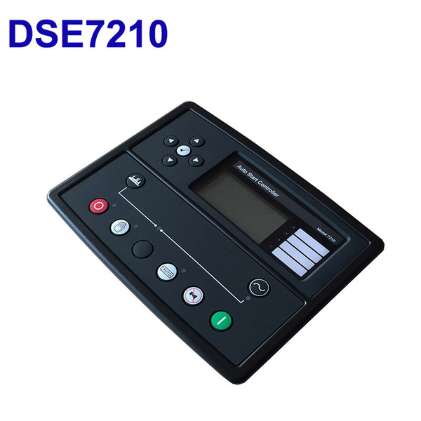 DSE7210 automatic controller replace DEEP SEA motor alternator protecting control board genset parts electronic circuit boad DSE 7210