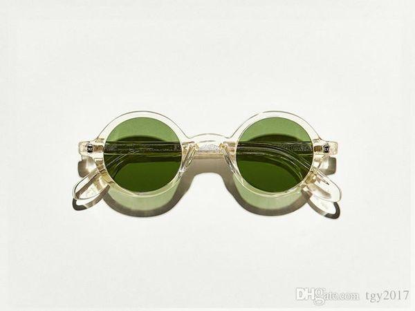 quadro transparente + verde polarizado