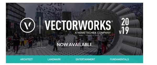Versão completa do Vectorworks 2019