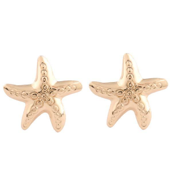 Brandjewelryyy new high quality women's fashion jewelry fashion sea cucumber zinc alloy earrings earrings luxury fashion casual dress dress