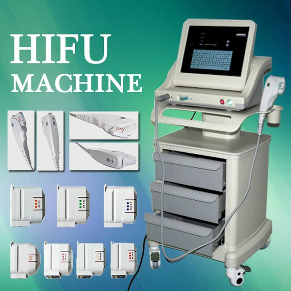 Best At Home Anti Aging Devices 2020.2020 New Real Hifu High Intensity Focused Ultrasound Hifu Face Lift Machine Anti Aging With 3 Cartridges Or 5 Cartridges For Face Body Beauty