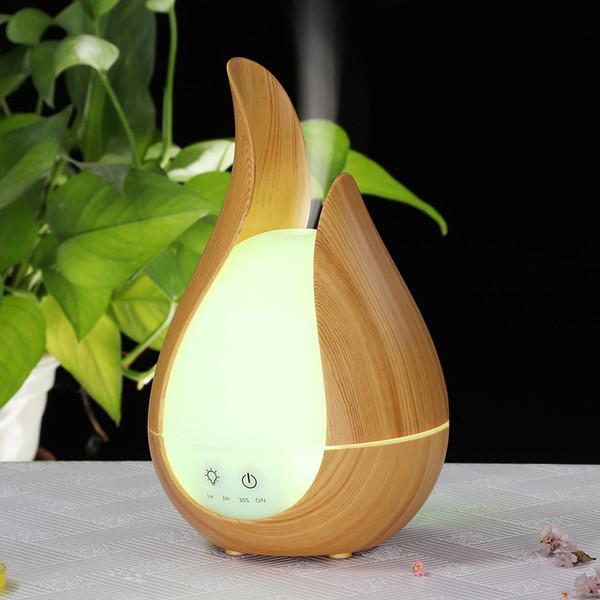 оптовая Увлажнитель воздуха Аромат эфирного масла Диффузор 7 цветов LED ночь свет прохладный туман производитель Ароматерапия для дома офиса спальни