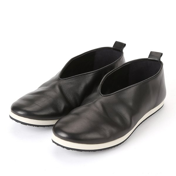 size 054 New Season Designerwesr Shoes Fashion Luxury Shoes Men's Leather Lace Up Platform Oversized Sole Sneakers White Black Casual Shoes