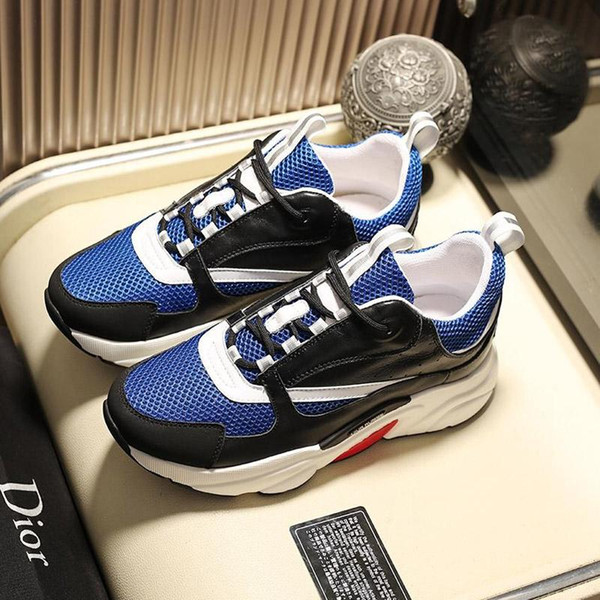 2019X men's casual sports shoes men's outdoor travel sneakers, with micro-standard, fast delivery with original box