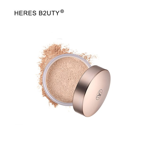 Makeup loo e highlighter powder tran lucent waterproof fin hing powder oil control natural ingredient etting brand here b2uty
