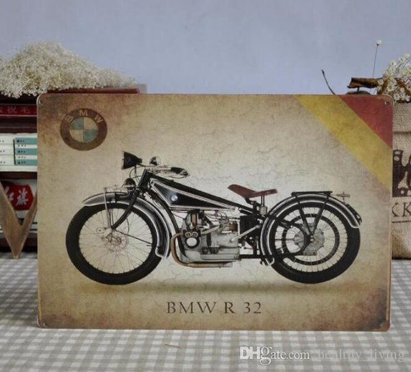 HOT Vintage Metal Tin Signs For Wall Decor Route 66 Cars Sexy Girls Iron Paintings Metal Signs Tin Plate Pub Bar Garage Home Decoration 166