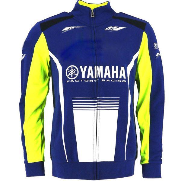 Мотокросс уличный велосипед мото спорт на открытом воздухе Softshell Куртка для yamaha M1 мотоцикл гоночная команда куртки толстовки спортивная одежда