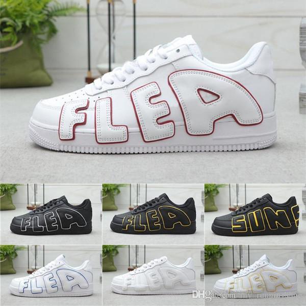 Nuovo CPFM forzato 1 07 Flea Soli Uomini Donne Casual Shoes Di Joe 1s pianta del cactus Flea Market Formato dei pattini 36-45