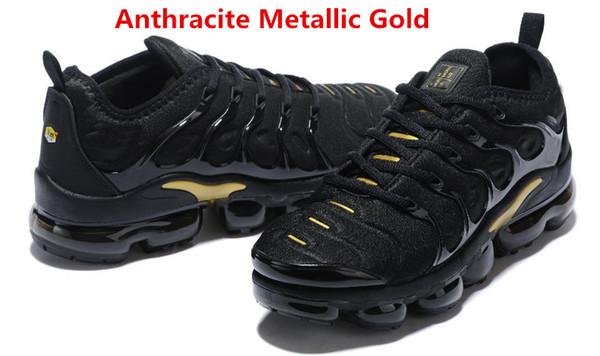 Anthracite Metallic Gold