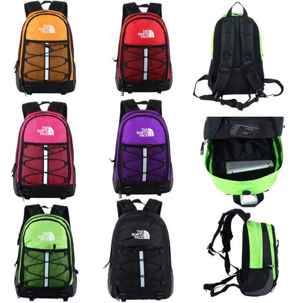 NF Designer Mochilas de Marca de Ombro Sacos de Rosto Face de Viagem Duffle Unisex Mochilas Schoolbags de Grande Capacidade Nylon Mochila Grandes Totes C72502