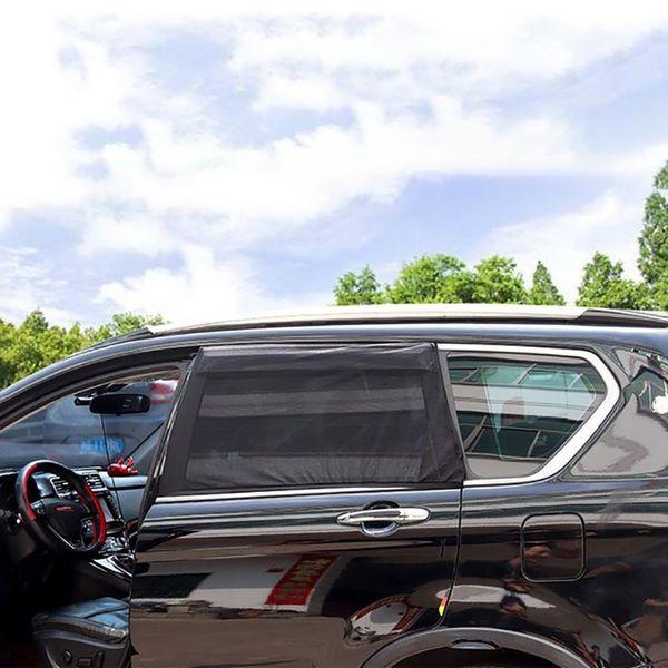 50 x 30 cm,2pcs Parasole Auto per Finestrini Laterali,Tendine Parasole per Auto 2pc