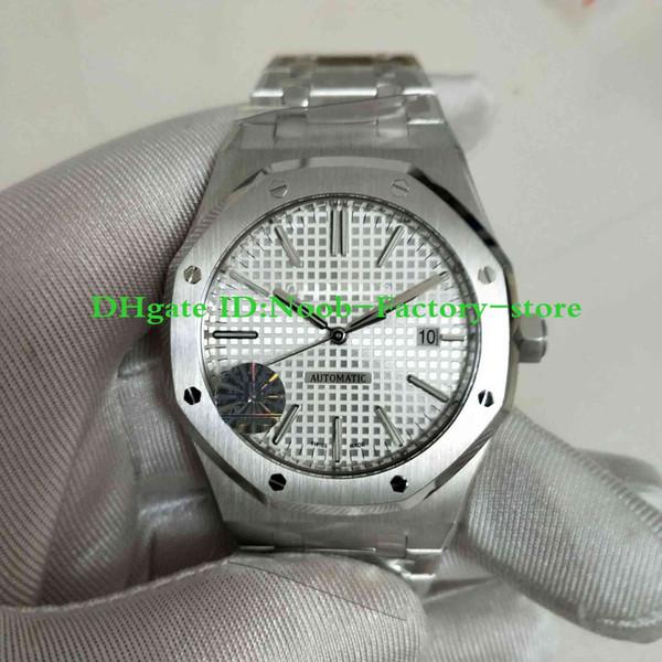 Super Factory Shooting 3 Modelle Beste Qualität 41mm Offshore 15400 15400ST.OO.1220ST.01 Schweizer ETA 3120 Bewegung Automatische Herrenuhr Uhren