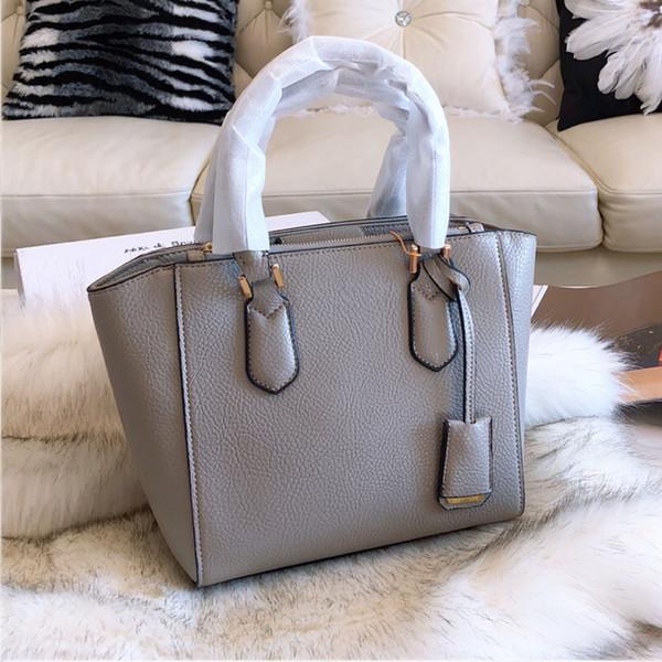 2019 moda MUJER bolso de las señoras bolso de mano de la PU de cuero diseñador de la marca bolsos de hombro hombro bolsas de mensajero celebridad bolsos sac