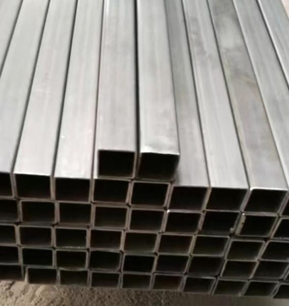 top popular square titanium pipe tube Factory price ASTM B338 Grade 2 pure titanium tube round square tube for industrial 2021