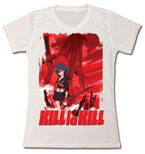 Öldür La Kill Ryuko Ve Satsuki Anime Yüceltilmiş Gençler T Gömlek Serin Rahat gurur t gömlek erkekler Unisex