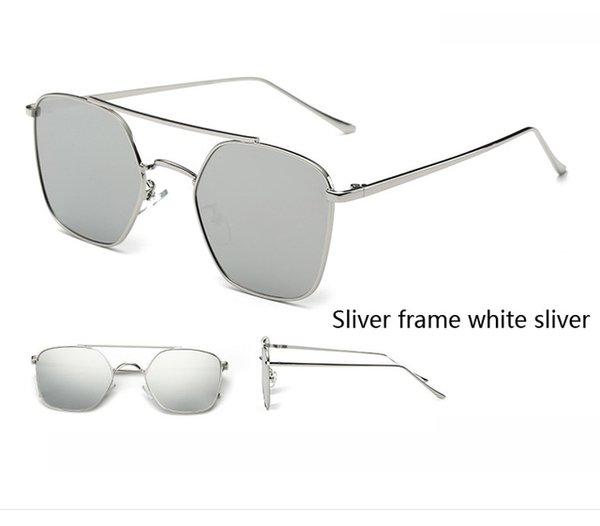 Colore lenti: cornice bianca