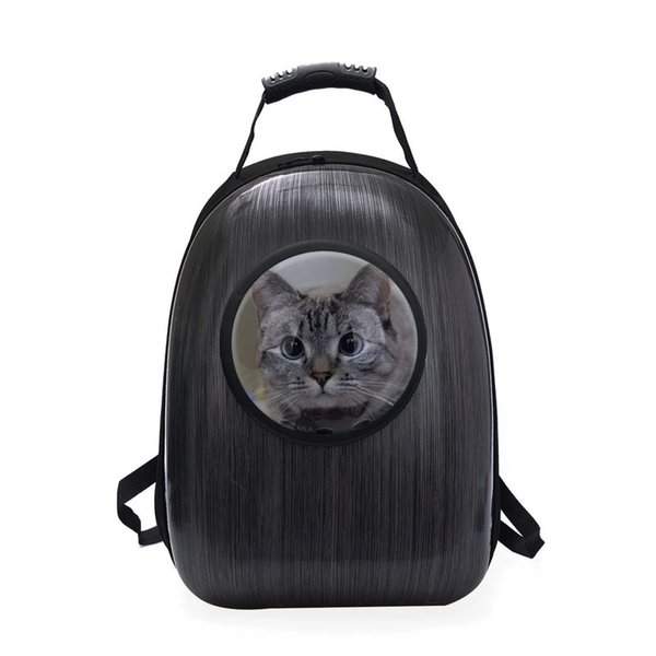 Cat bag portable transparent cat backpack space pet bag carrying dog and cat bag