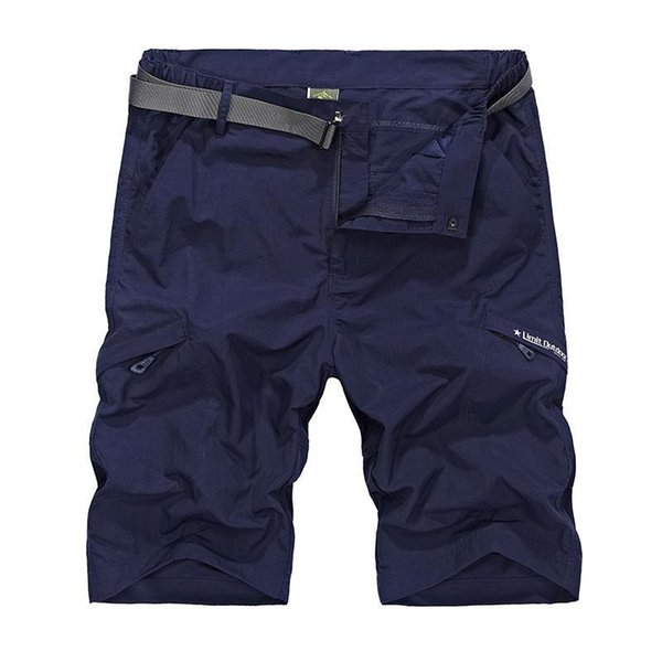 Aking Ace Waterproof Cargo Military Shorts Large Size M -5xl Thin Material For Summer Short Pants Short Masculino