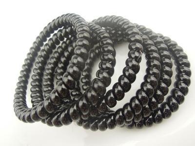 Telefon Kablosu Elastik At Kuyruğu Sahipleri Saç Halka Kız Lastik Bant Kravat Ücretsiz Nakliye Için Ty2356 Scrunchies