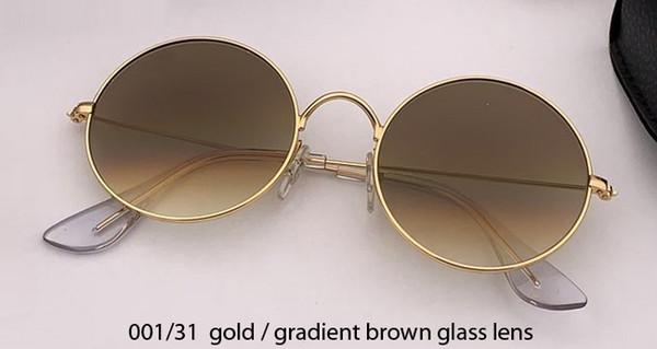 001/31 gold/gradient brown