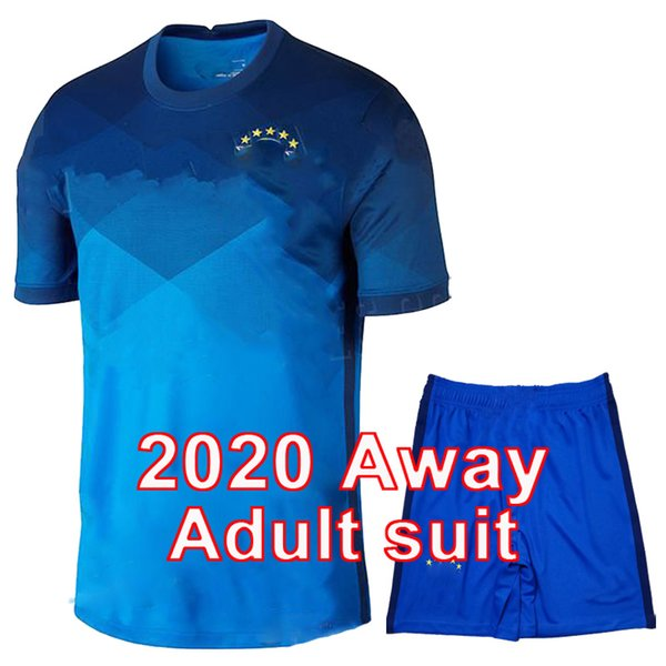 2020 Away Adult Suit