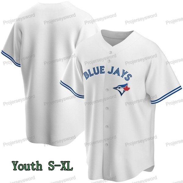 youth white S-XL