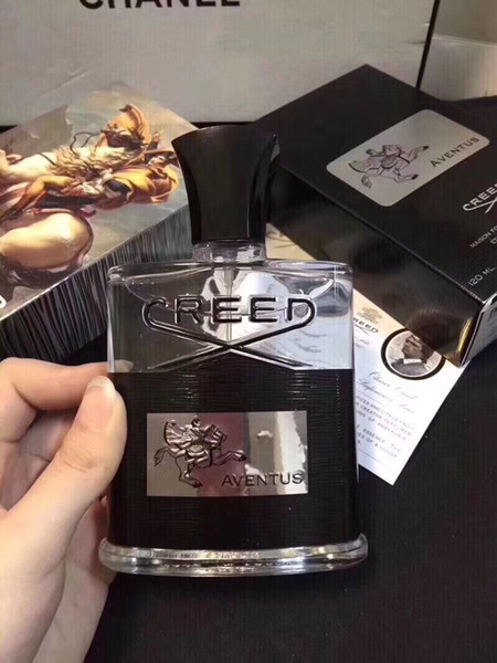 New creed aventu incen e perfume for men cologne 120ml with long la ting time good mell good quality fragrance capactity hopping