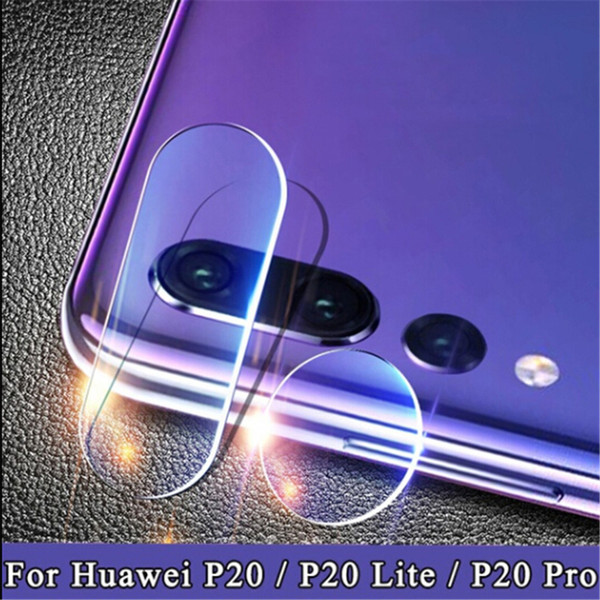 1 juego de lente de cámara para Huawei P20 P 20 Pro película protectora de vidrio templado para Huawei P20 Lite película protectora de pantalla de cubierta completa