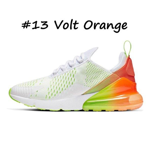 13 Volt orange