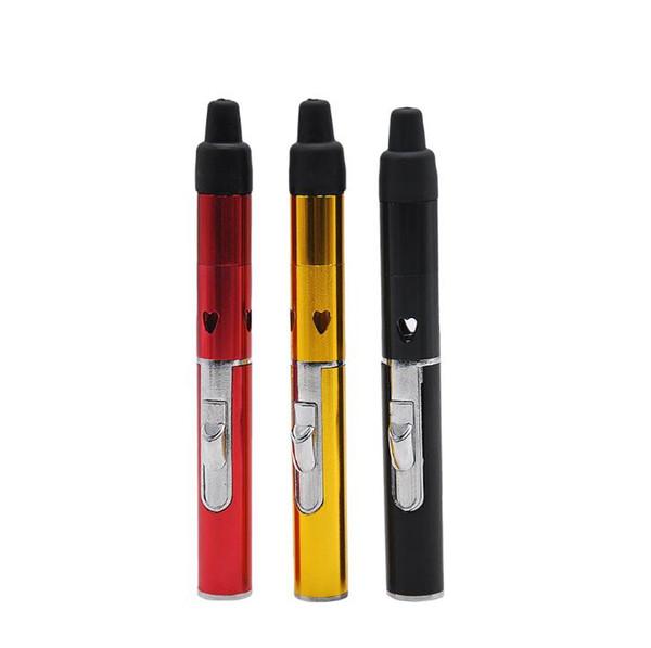 Accessoires Aromathérapie Mini Moyen-Orient Pipe Métal Pipe Métal Transversale Hot-vente