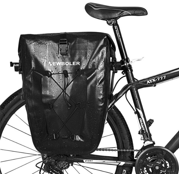 Triangle Cycling Bicycle Front Tube Pouch Bag Holder Saddle Pannier Hot Black MT