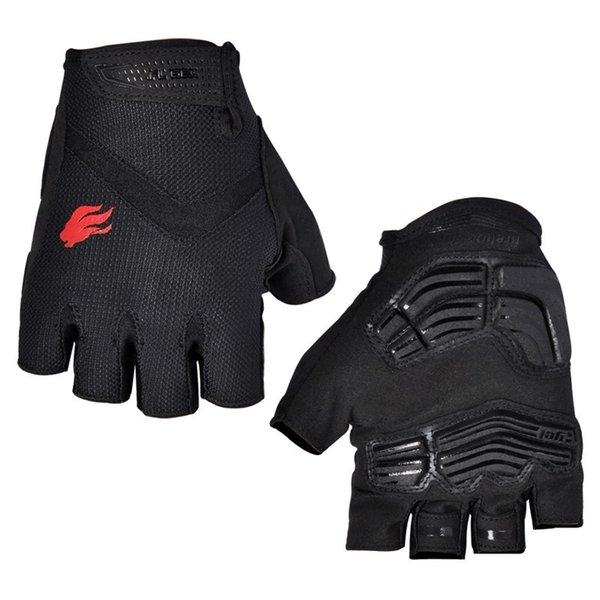 FIRELION Cycling Gloves for Men Women GEL Sport Mountain Bike Bicycle Gloves Breathable Off Road Half Finger MTB Mittens #304040