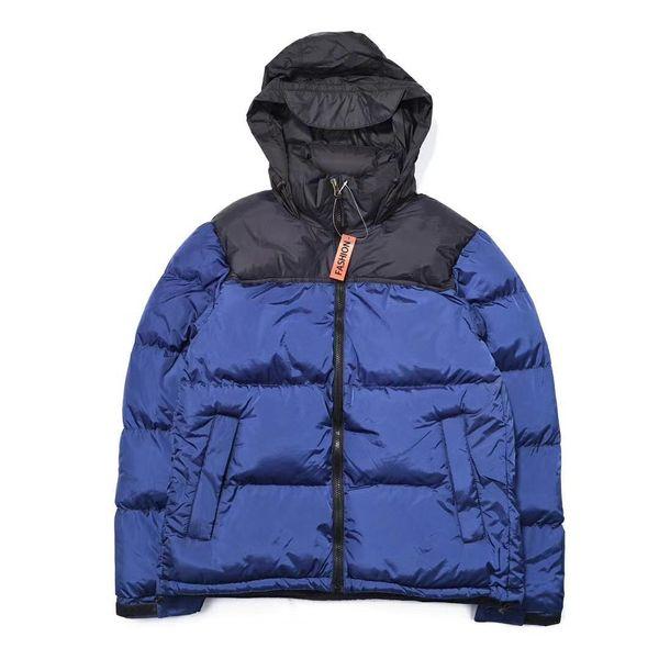 Designer Mens Parkas Down Coats Jackets Winter Keep Warm Sprots Climb Brand Zipper Outerwear Thick Patchwork Letter Embroidery M-xl