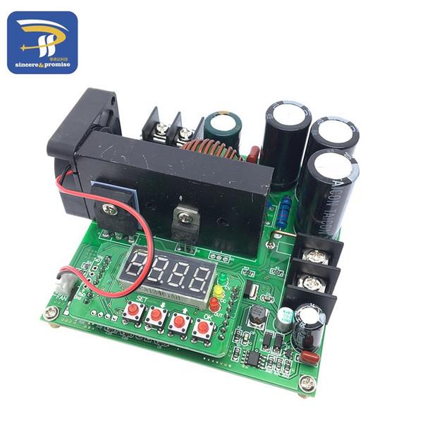 Freeshipping B900W Ingresso da 8-60 V a 10-120 V 900 W DC Converter Ad Alta Precisione LED Boost Converter Modulo di Trasformazione Voltage DIY Regulato
